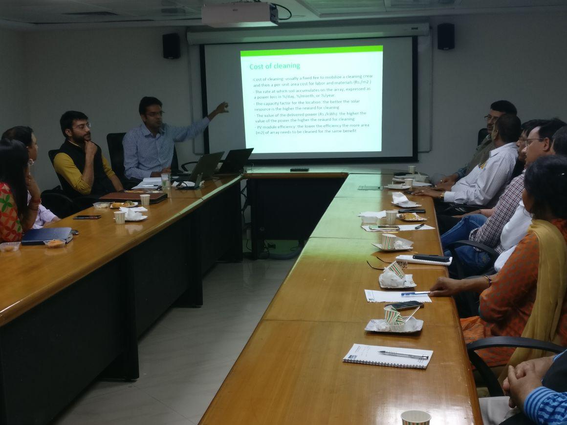 Solar in Delhi NCR, NHPC, ZunRoof Team