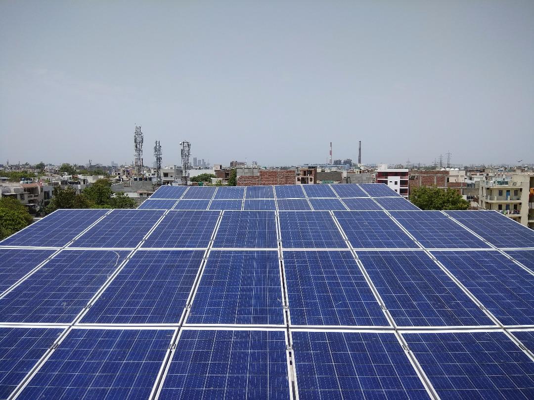Solar in Delhi NCR