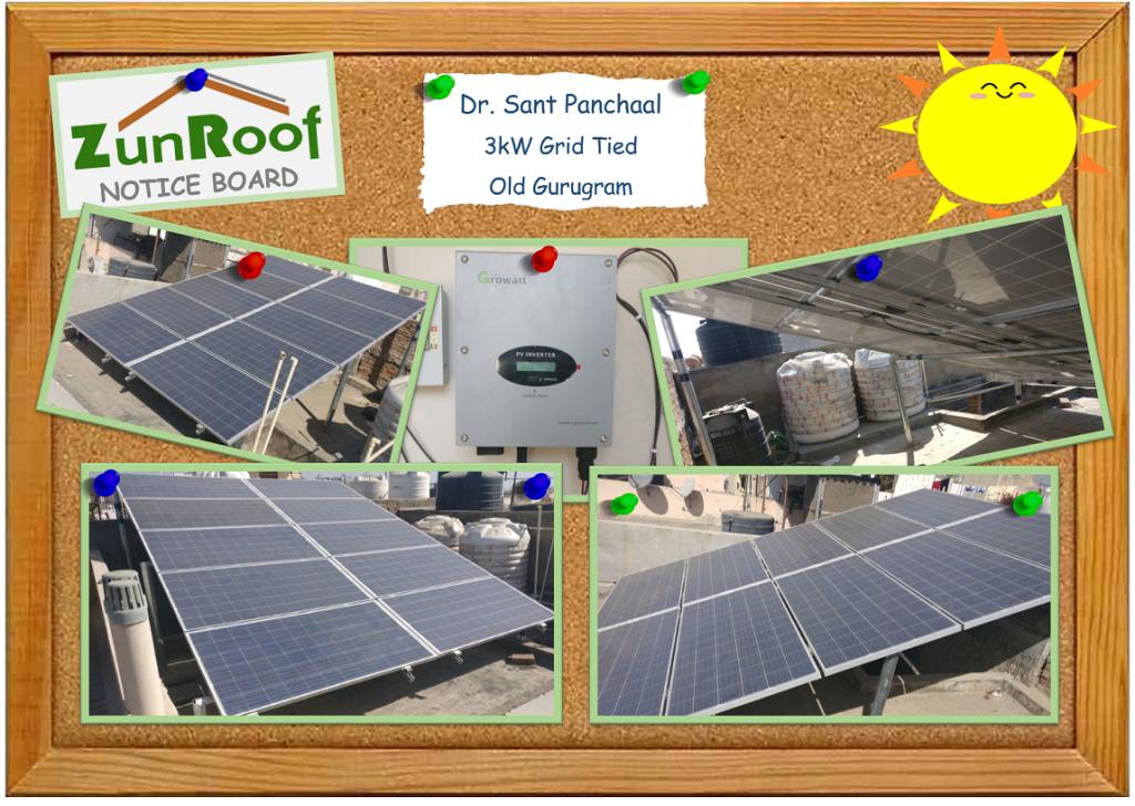 Solar in gurugram