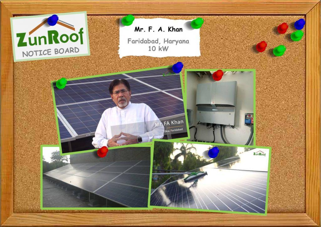 Solar in faridabad