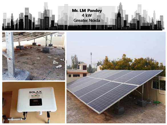LM Pandey-Solar in Greater Noida