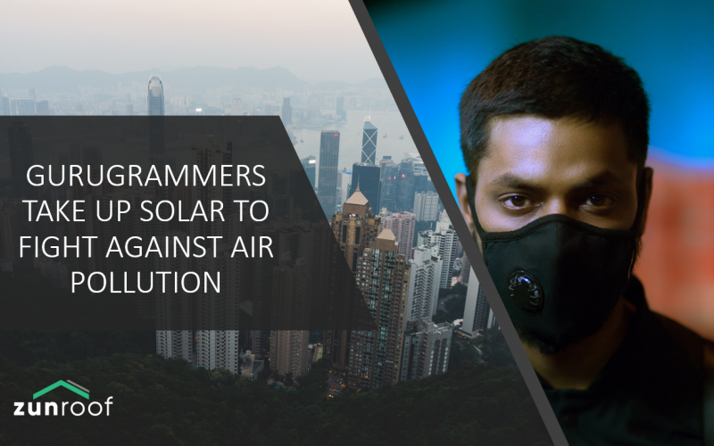 Gurugrammers Take Up Solar To Fight Against Air Pollution
