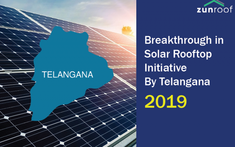 Breakthrough in Solar Rooftop Initiative By Telangana!