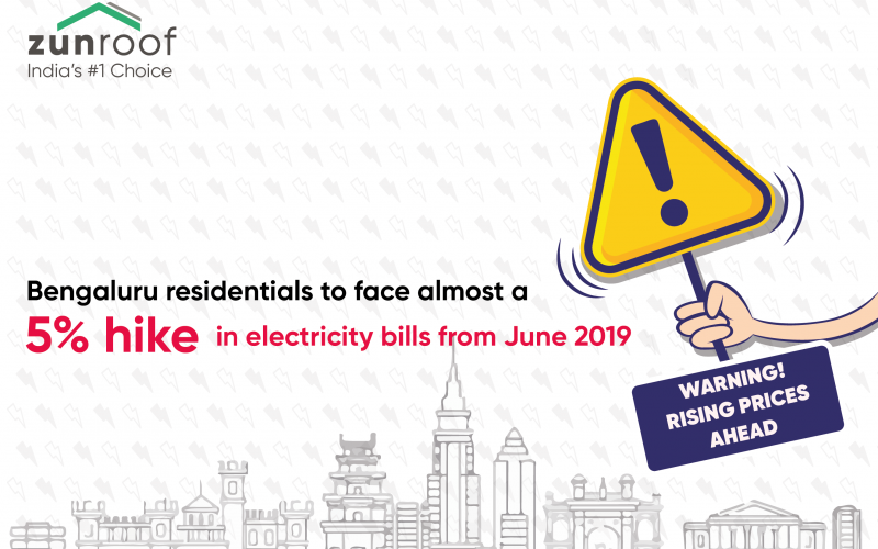 Bengaluru residents face 5% hike in electricity bills